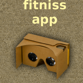 Googlecardbord for fitniss